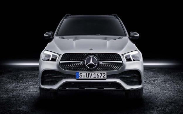 Mercedes-Benz GLE AMG Line [2018]