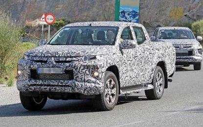 Za narednu godinu Mitsubishi priprema redizajn popularnog pick-upa L200