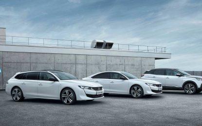 Peugeot uvodi novi, efikasni i uzbudljivi plug-in hybridni sistem za nove modele 3008, 508 i 508 SW [Galerija i Video]