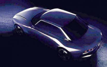 Peugeot objavio teaser novog Retro Coupe Concepta, a biće predstavljen na sajmu automobila u Parizu