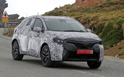 Renault priprema Clio SUV!?