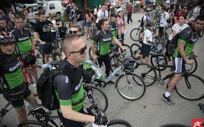 Škoda BiH i Porsche Sarajevo i ove godine uz najveću biciklističku manifestaciju Giro di Sarajevo 2018. [Galerija]