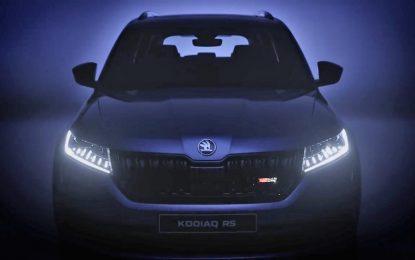 Škoda Kodiaq RS sa najjačim dizelskim motorom u historiji češkog proizvođača stiže premijerno u Pariz [Video]