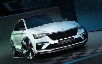 Škoda Vision RS – koncept koji spaja sportsku tradiciju i održivu budućnost