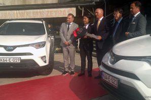 Toyota uz Olimpijski komitet BiH na putu za Olimpijske igre u Tokiju