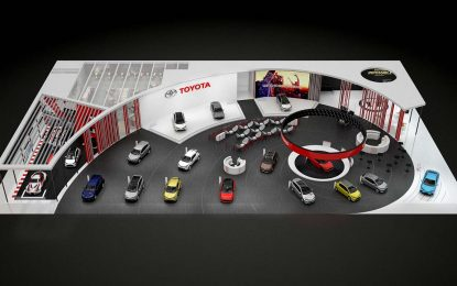 Toyota sa inovacijama na Sajmu automobila u Parizu