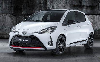 Za više užitka u sportskoj vožnji sa malim Toyotinim automobilom – prvi automobil sa specifikacijom GR Sport predstavljen u Evropi