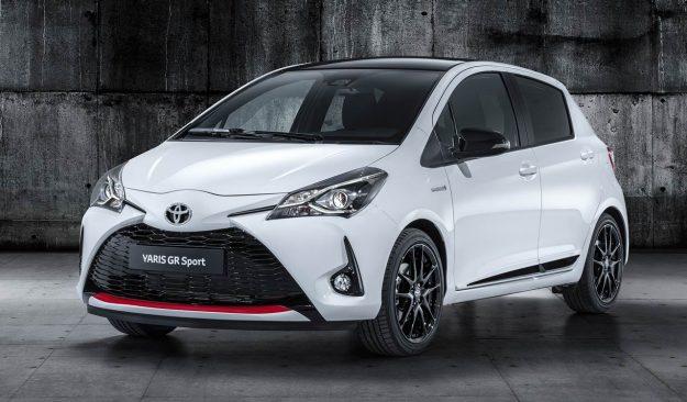 Toyota Yaris GR Sport [2018]