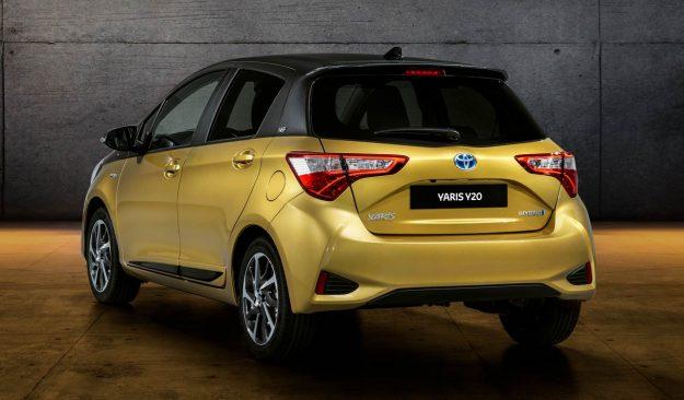 Toyota Yaris Y20 [2018]