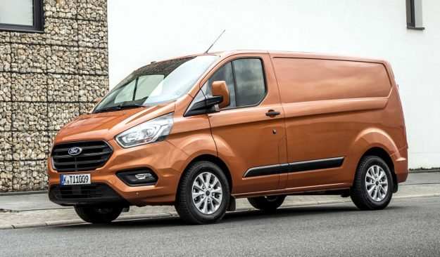 Ford Transit Custom [2018]
