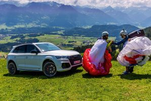 Čudesni let sa Abt Sportsline Audi SQ5 do 425 KS [Galerija]