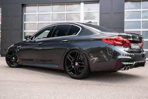 G-Power BMW M5 – u tri koraka do 800 KS