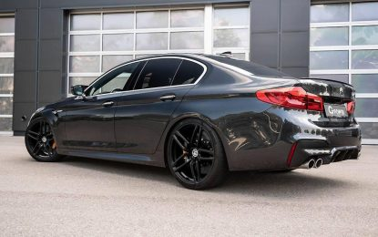 G-Power BMW M5 – u tri koraka do 800 KS