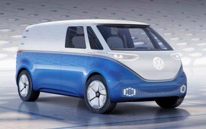 Najzanimljiviji Volkswagenov primjerak na sajmu IAA u Hannoveru je I.D. Buzz Cargo