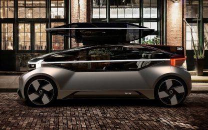 Vovo Cars predstavlja svoj sveobuhvatni pogled na budućnost putovanja sa potpuno autonomnim, električnim vozilom Volvo 360c [Galerija i Video]