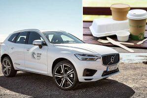 Volvo Cars podržava Samit o ekologiji G7 Ocean Plastics Charter, i jedini je proizvođač automobila koji će biti prisutan na ovom samitu