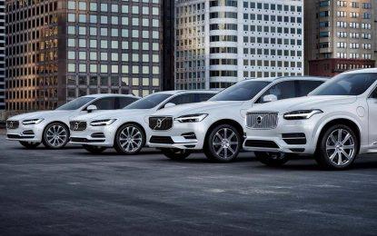 U avgustu i u ukupnoj prodaji Volvo povećao prodaju za po 14,5%