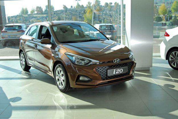 Hyundai i20, cijena 19.990 KM, rata 219 KM