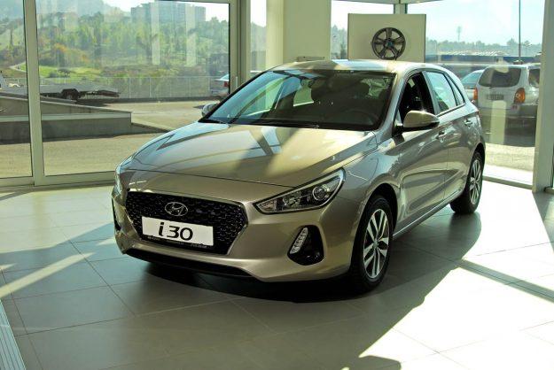Hyundai i30, cijena 25.990 KM, rata 285 KM