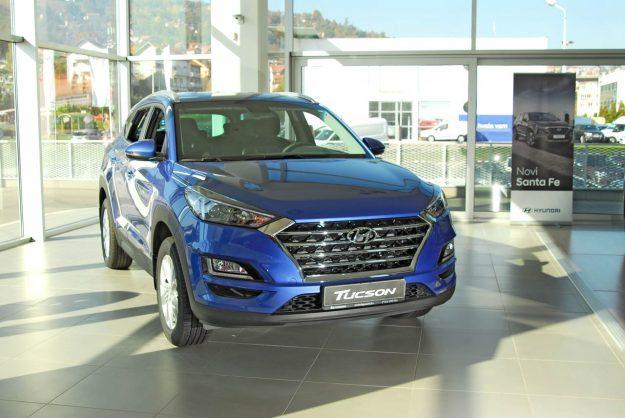Hyundai Tucson, cijena 36.687 KM, rata 403 KM