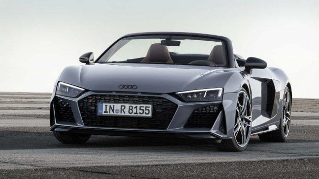 Audi R8 Spyder [2018]