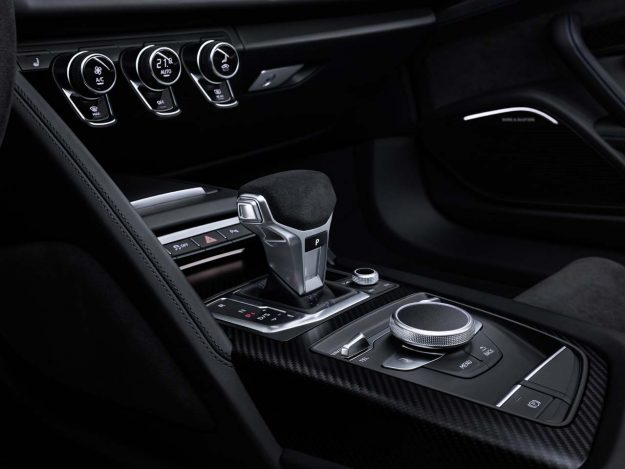 Audi R8 Coupé [2018]