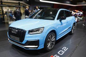 Predstavljeno najljuće izdanje najmanjeg Audijevog crossovera – SQ2 sa 300 KS [Galerija i Video]