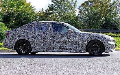 Priprema li se novi BMW 3 Series sa produženim međuosovinskim rastojanjem za evropsko tržište?!
