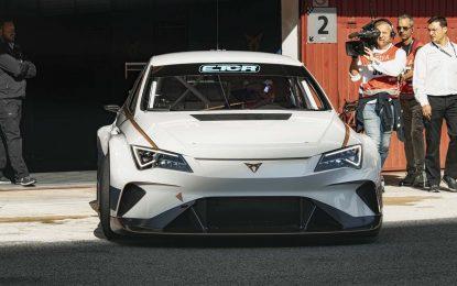 Predstavljen Cupra e-Racer sa kojim će Cupra nastupiti na novom ETCR šampionatu [Galerija i Video]