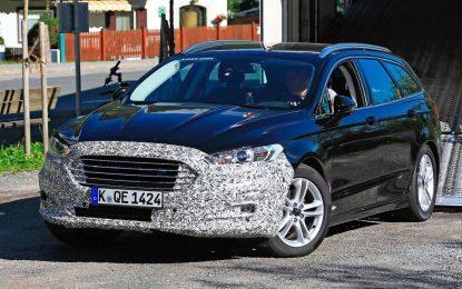 Hibridna varijanta Forda Mondea mogla bi stići iduće godine na evropsko tržište