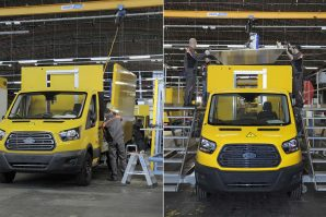 U Kölnu počinje proizvodnja električnog Forda StreetScooter Work XL [Galerija i Video]