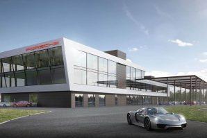Postavljen kamen temeljac za Hockenheimring Porsche Experience Centre
