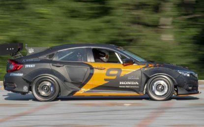 Honda CivicDeep Orange 9 – studentski projekt sa hibridnih 600 KS [Galerija i Video]