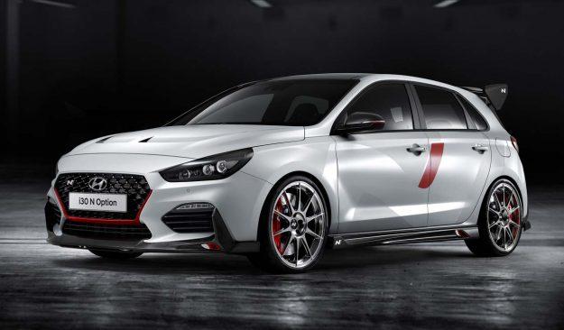 Hyundai i30 N 'N Option' Show Car [2018]