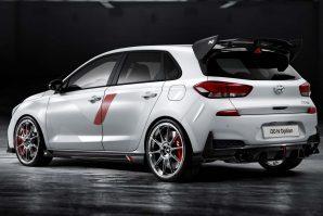 """Sa predstavljenim """"show car"""" modelom Hyundai i30 N 'N Option' u Parizu, Hyundai daje prvi uvid u budućnost N modela"""