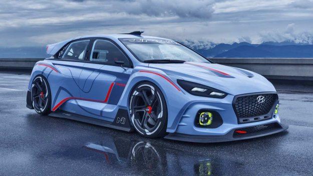 Hyundai RN30 Concept [2018]