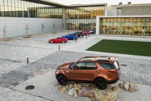 Jaguar Land Rover otvorio prvu tvornicu u Slovačkoj