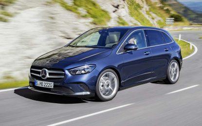 Predstavljena treća generacija Mercedesa B-klase [Galerija i Video]