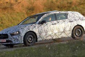 Mercedes-Benz CLA Shooting Brake – testovi u javnom saobraćaju