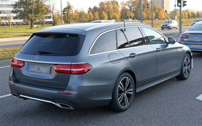 Osvježena Mercedesova E-klasa stiže za godinu dana