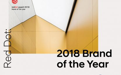 "Hyundai Motor osvojio počasnu nagradu ""Red Dot: Brand of the Year 2018"""