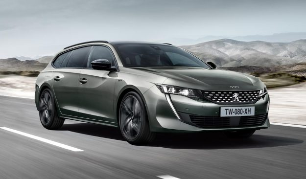 Peugeot 508 SW First Edition [2018]