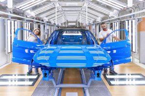 Početak proizvodnje Audija A1 u Seatovom postrojenju u Španiji