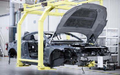 Polestar započinje proizvodnju prve serije prototipa Polestar 1 [Galerija i Video]