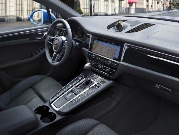 Porsche Macan [2018]