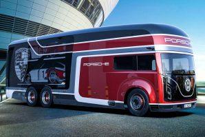 Kako bi izgledao Porsche Transporter Concept [Galerija]