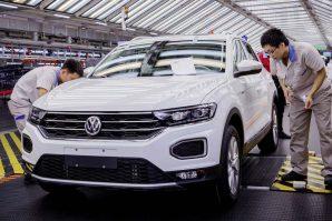 Kineski Volkswagen gradi prvu tvornicu u Kini