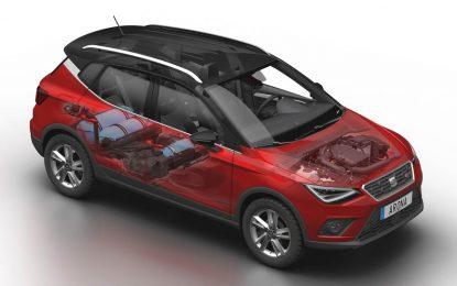 Seat Arona TGI – prvi Seatov SUV koji koristi CNG kao pogonsko gorivo