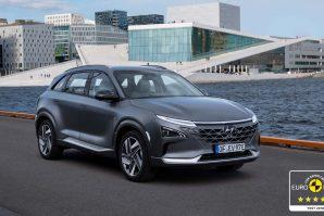 Hyundai Nexo ocijenjen sa 5 EuroNCAP zvjezdica [Galerija i Video]