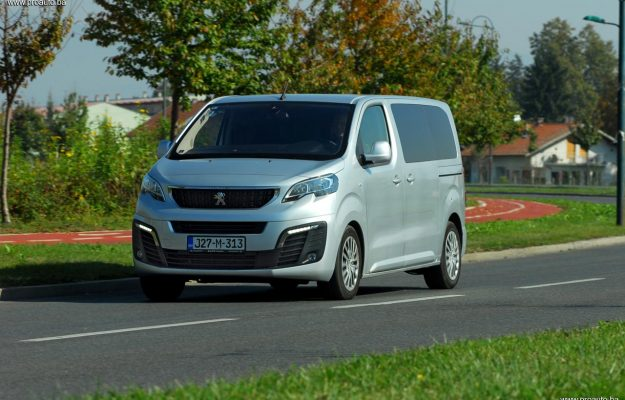 TEST – Peugeot Traveller Active L2 2.0 BlueHDi 150KS BVM6 S&S